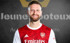 Mercato Arsenal : Mustafi, un avenir loin des Gunners