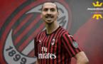 LOSC - Milan AC : Zlatan Ibrahimovic forfait face à Lille !