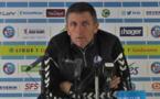 Strasbourg : Laurey félicite ses joueurs d'avoir évité son enterrement