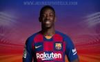 FC Barcelone : la tuile pour Ousmane Dembélé !