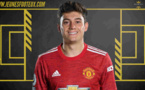 Manchester United : Daniel James proche de Brighton