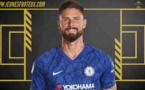 Mercato Chelsea : Olivier Giroud toujours dans le viseur de West Ham