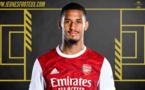 Arsenal - Mercato : un prêt vers l'OGC Nice pour William Saliba ?