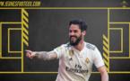 Real Madrid - Mercato : Isco ne signera pas à Arsenal pour deux raisons !