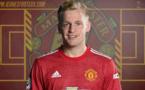 Manchester United : Donny van de Beek sur le départ, le PSG et l'Inter Milan intéressés ?