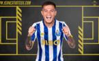 FC Porto / Liga Nos : Arsenal et l'AS Rome en duel pour un ailier brésilien !