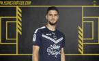 FCGB - Mercato : un girondin de Bordeaux pisté par le Grenade FC !