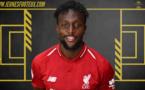 Liverpool - Mercato: Divock Origi (ex LOSC) sur le départ !