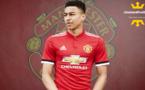 Manchester United : Jesse Lingard n'est pas encore parti...