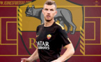 AS Rome : Dzeko attend un signe de l'Angleterre