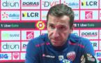 Dijon FCO : David Linarès et le sentiment de honte après la défaite face au MHSC