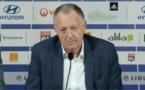 OL Foot : Jean-Michel Aulas (Olympique Lyonnais).
