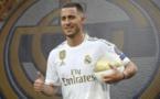 Real Madrid : Eden Hazard, coup dur confirmé pour le Réal !