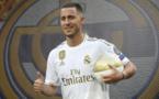 Real Madrid : fin de saison pour Eden Hazard ?