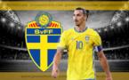 Suède : Zlatan Ibrahimovic, un retour gagnant en sélection