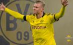 Norvège : Haaland (Dortmund) critiqué pour son manque d'implication
