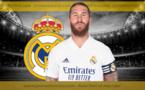 Real Madrid : Sergio Ramos forfait face à Liverpool et au Barça ?