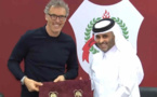 Laurent Blanc juge son expérience au Qatar et glisse un petit tacle au PSG