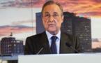 Real Madrid : Florentino Perez reste à la tête du club