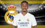 Real Madrid : Eder Militao en patron