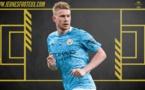 Manchester City : Kevin De Bruyne, super nouvelle pour les Citizens !