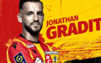 RC Lens : Jonathan Gradit prolonge jusqu'en 2024