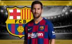 Les nouvelles chaussures de Lionel Messi