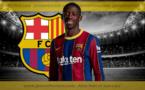 Le Barça communique sur la nouvelle blessure d'Ousmane Dembélé