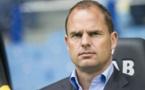 Frank De Boer démis de ses fonctions !