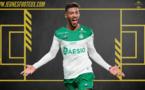 ASSE - Mercato : Bouanga (AS Saint-Etienne) ciblé par 4 clubs de Ligue 1 !
