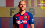 Barça - Mercato : une destination se dessine pour Martin Braithwaite !