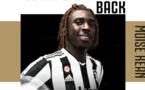 OFFICIEL - Moise Kean rejoint la Juventus !