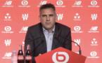 LOSC : Gourvennec allume ses joueurs après la défaite face à Lorient