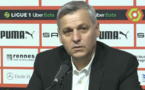 Stade Rennais : Genesio critiqué pour ses choix et son manque de charisme