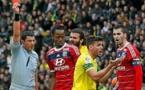 FC Nantes : Djordjevic écope de 3 matchs de suspension ferme