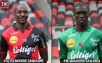 EAG : Sankharé et Samassa ont prolongé leurs contrats jusqu'en 2017