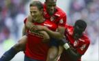 Lille s'impose contre Bordeaux