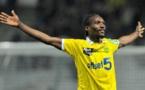 Nantes :  Ismaël Bangoura dans le viseur de nombreux clubs européens !
