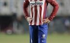 Antoine Griezmann a prolongé son contrat à l'Atlético Madrid