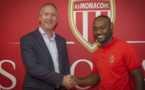 Vagner Love a signé à l'AS Monaco
