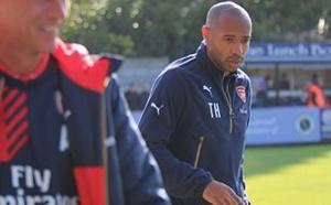 Thierry Henry devient entraineur !