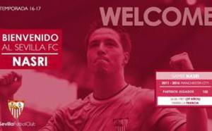 Mercato : Samir Nasri quitte Manchester City !