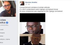 """La """"violente"""" sortie médiatique d'Anelka sur Thuram !"""