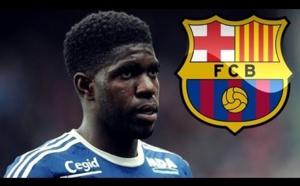 Barça : Luis Enrique totalement bluffé par Samuel Umtiti