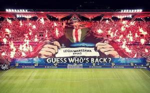 Après 107 jours au Legia Varsovie, Hasi repart avec 1 million d'euros