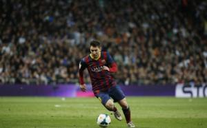 Barça : plusieurs semaines d'absence pour Messi