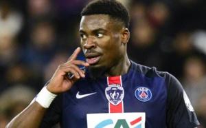 PSG : Serge Aurier souhaitait porter la tunique de l'équipe de France, mais ...