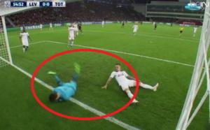 LdC : l'énorme arrêt de Lloris face au Bayer Leverkusen