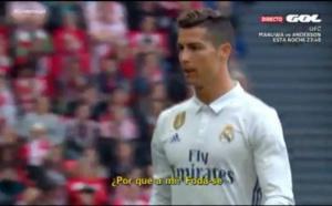 Real Madrid : Cristiano Ronaldo insulte Zidane !