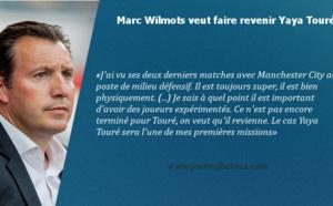Côté d'Ivoire : Marc Wilmots espère compter sur Yaya Touré